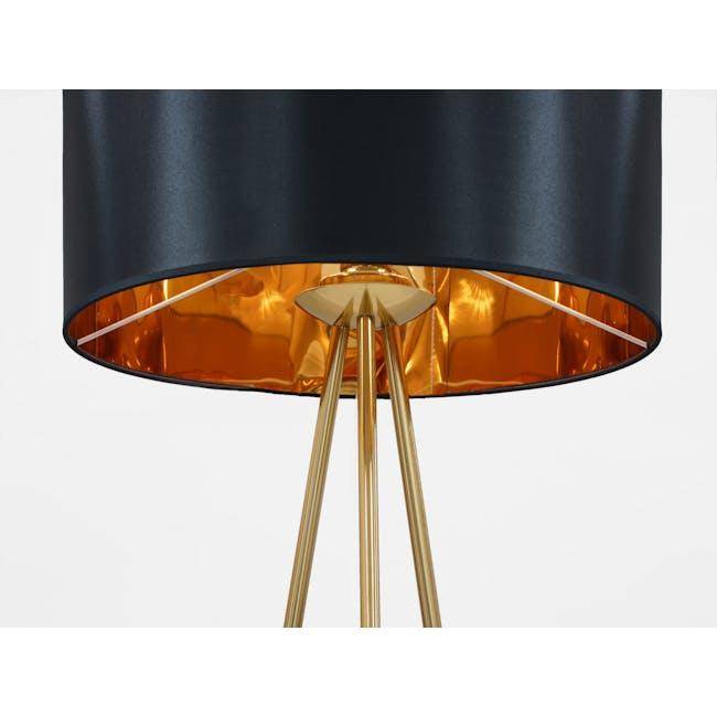 Isabella Floor Lamp - Brass - 1