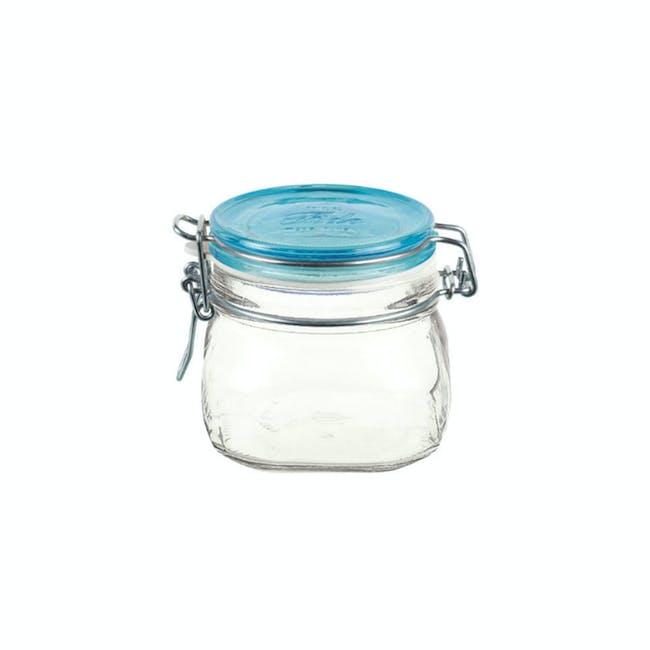 Fido Jar Herm 500 - Blue - 0