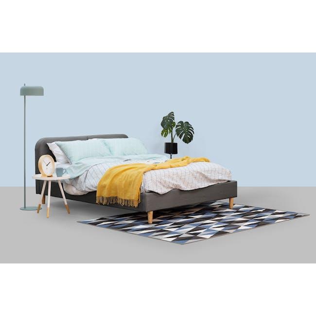 Nolan Single Bed - Hailstorm - 2
