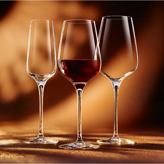 Chef & Sommelier Sublym Wine Glass - Set of 6 (2 Sizes) - 3