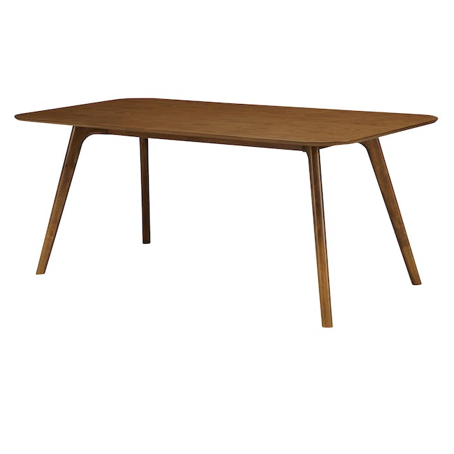 Roden Dining Table 1.8m - Cocoa - 0
