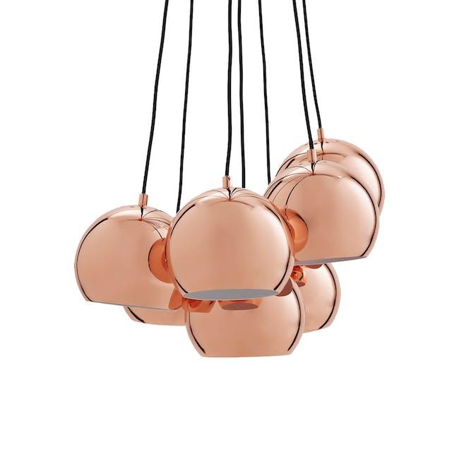 Slug Pendant Lamp (Set of 7) - Copper - 0