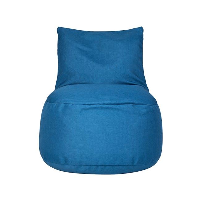 Mee Kids Bean Bag - Classic Blue - 2