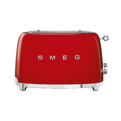 Smeg 2-Slice Toaster - Red - Image 2