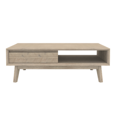 Leland Coffee Table with Leland Low Side Table - Image 2