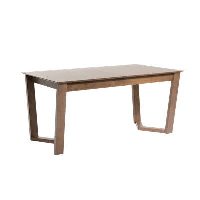Meera Extendable Dining Table 1.6m with 4 Imogen Dining Chairs - Cocoa - Image 2