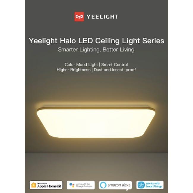 Yeelight Halo LED Ceiling Light Pro - 2