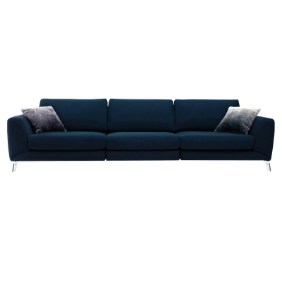 Ascot 3 Seater Sofa - Image 1