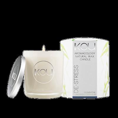 DE-STRESS Candle - Lemon, Lavender & Patchouli - Image 2