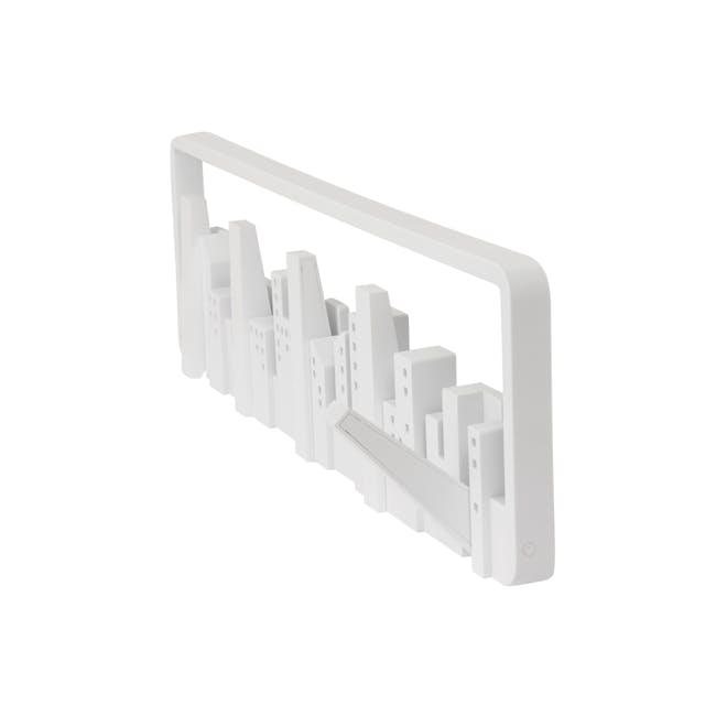 Skyline Multi Hook - White - 3