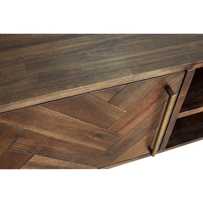 Cadencia TV Console 1.65m with Cadencia Twin Drawer Coffee Table - 8