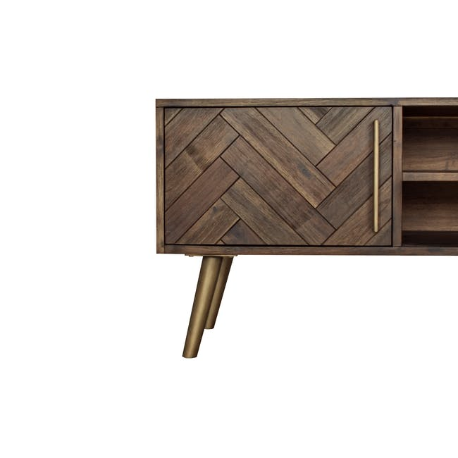 Cadencia TV Console 1.65m with Cadencia Twin Drawer Coffee Table - 9