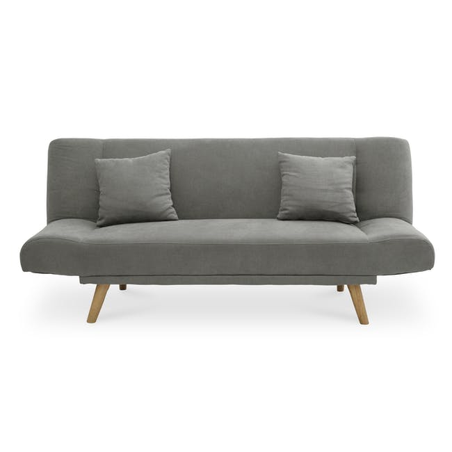 Maven Sofa Bed - Pigeon Grey - 0