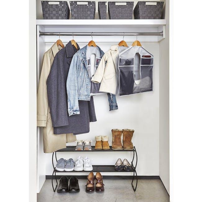 Stash Closet Organiser (Set of 2) - 3