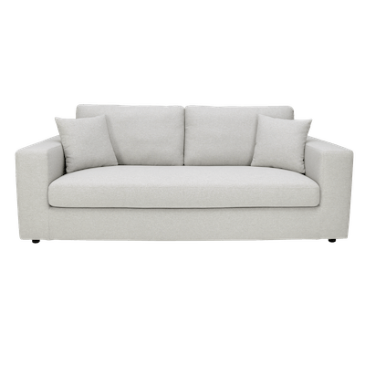 Jenny 3 Seater Sofa with Veronic Lounge Chair - Image 2