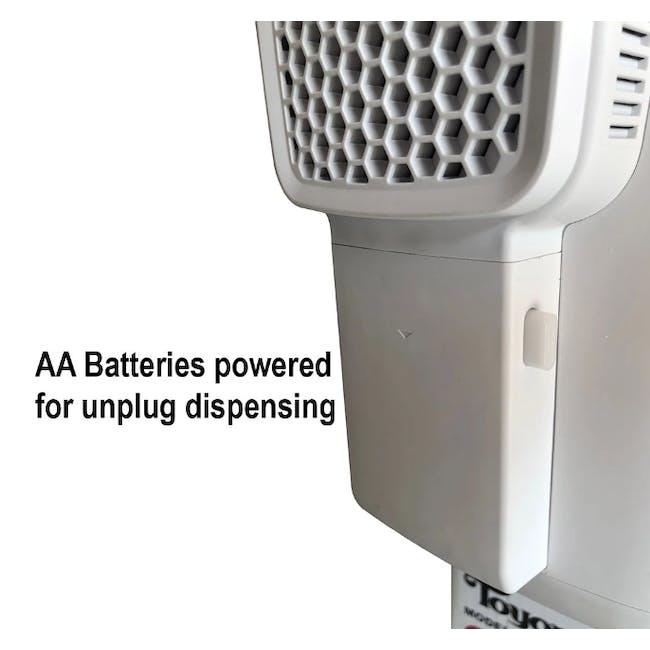 TOYOMI 5.0L Micro-com Electric Airpot EPA 5588 - 3