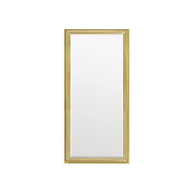 Scarlett Full-Length Mirror 70 x 170 cm - Brass - 0