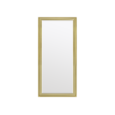 Scarlett Full-Length Mirror 70 x 170 cm - Brass - Image 1
