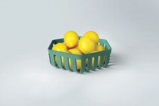 Korg Fruit Basket - Green