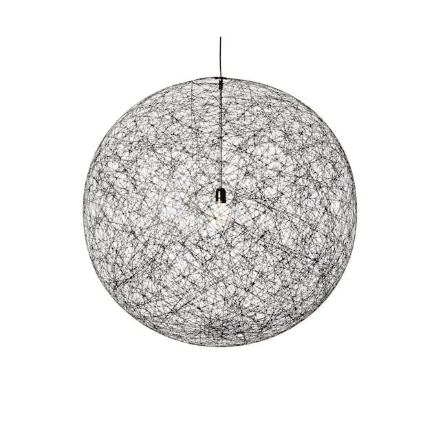 Moooi Random Pendant Light Ø30 cm - Black - 2