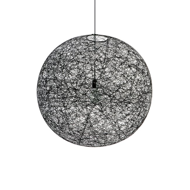 Moooi Random Pendant Light Ø40 cm - Black - 0