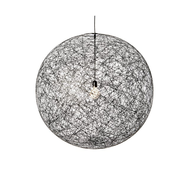 Moooi Random Pendant Light Ø50 cm - Black - 2
