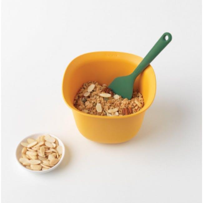 Tasty+ Silicone Baking Spatula & Scraper - Fir Green - 2