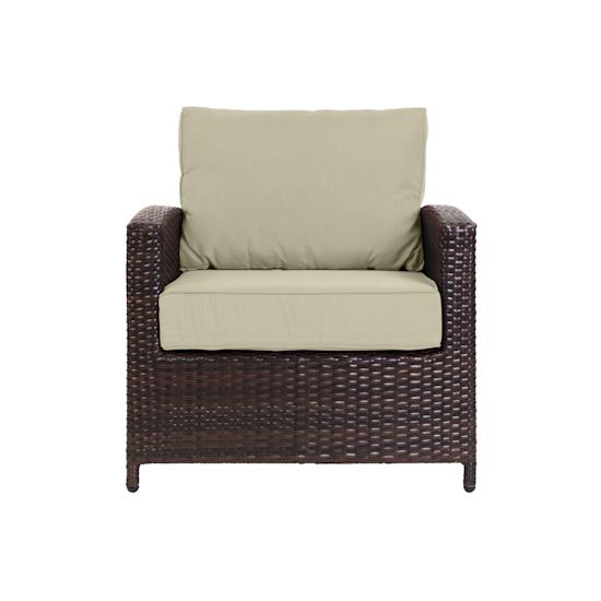 MLM Outdoor - Arlana Outdoor Armchair - Sand (Set of 2)