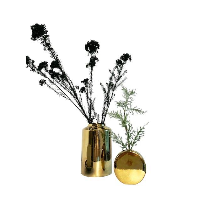 Fern Gold Vases - Vases Set - 0