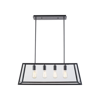 (As-is) Trapezio Pendant Lamp - 2 - Image 1