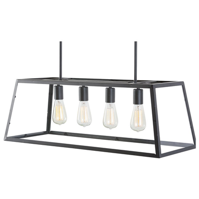 (As-is) Trapezio Pendant Lamp - 2 - Image 2