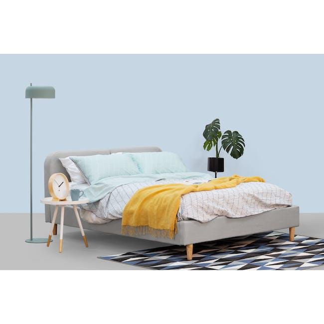 Bridget Floor Lamp - Green - 1