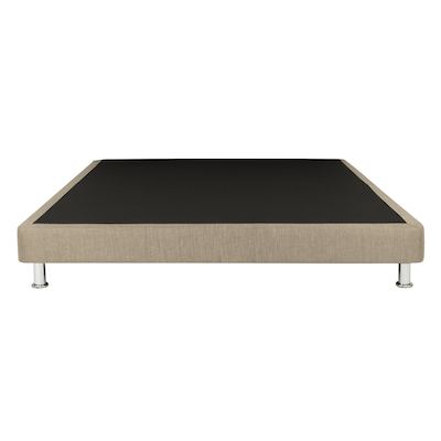 Mike Divan Bed - Sand (Fabric)