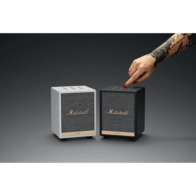 Marshall Uxbride Voice with Google Assistant - Black - 2