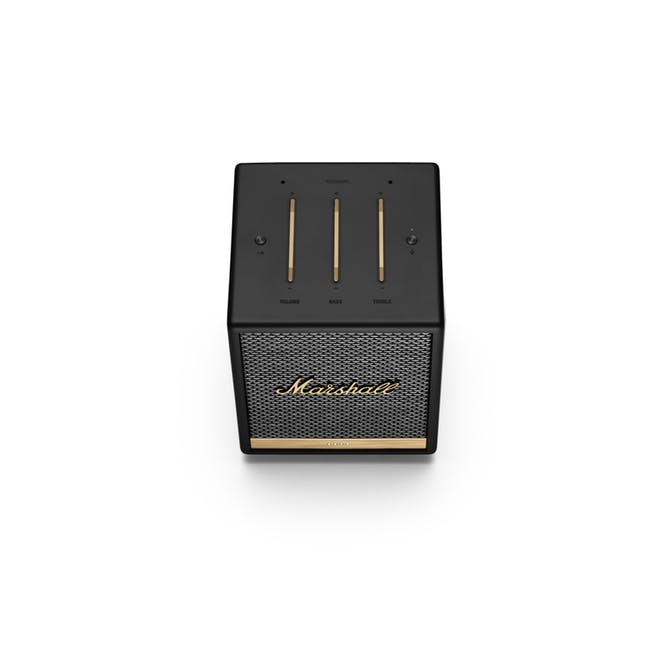 Marshall Uxbride Voice with Google Assistant - Black - 4