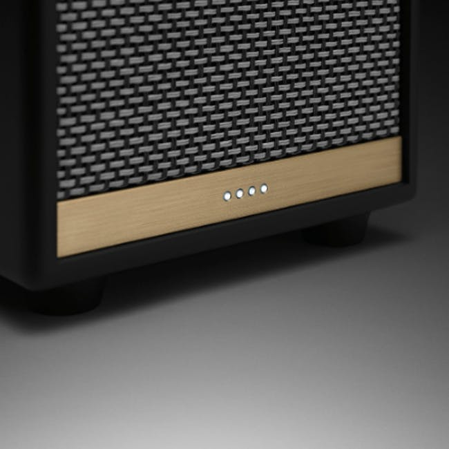 Marshall Uxbride Voice with Google Assistant - Black - 6