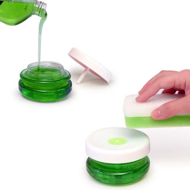 Bosign Instant Soap Dish Dispenser - Lime Green - 3
