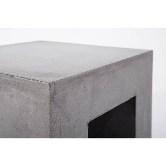 Ryland Concrete Stool - 4
