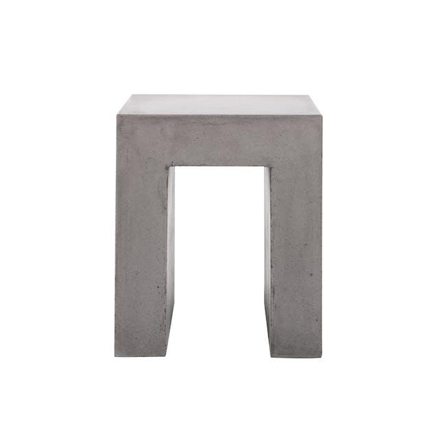 Ryland Concrete Stool - 1