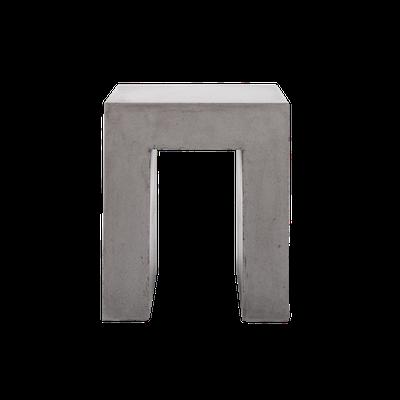Ryland Concrete Stool - Image 1