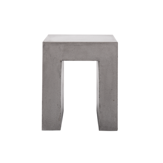 Ryland Concrete Stool Concrete Furniture By Hipvan Hipvan