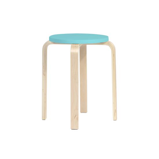 mizuki by hipvan mizuki stool robin blue hipvan