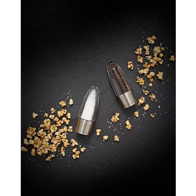 Cole & Mason Milston Stemless Precision+ Pepper Mills - 1