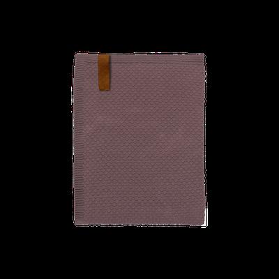Ria Throw - Dusty Berry - Image 2