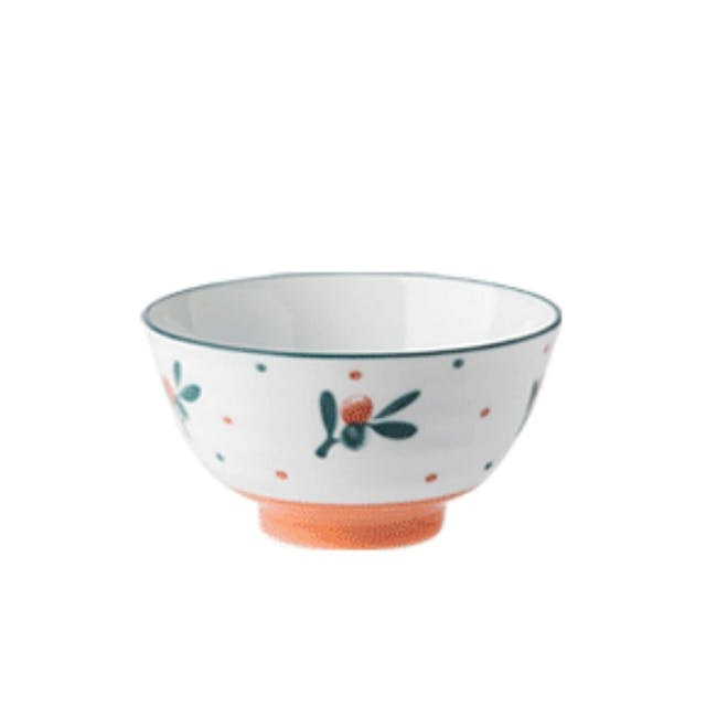 Spring Cherry Small Bowl (Set of 4) - 0