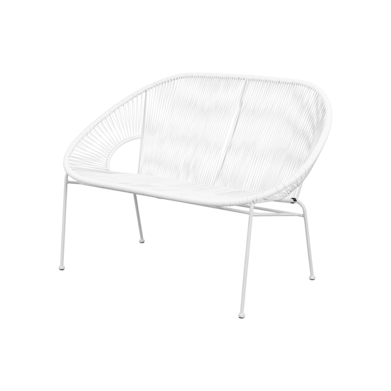 HipVan Bundles - Acapulco Outdoor Set - White