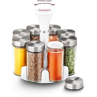 Lamart Spice Jar (Set of 8) - Image 2