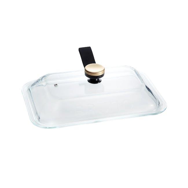 BRUNO Compact Glass Lid - 0