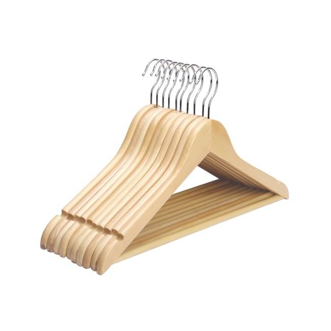 Wooden Hanger - Natural - 1