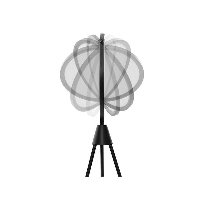 Flos Superloon Floor Lamp - Black - 2